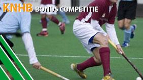 Speelronde 7 - Poule B - 3e Klasse KNHB Bonds Competitie
