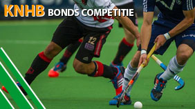 Ronde 22 april - Poule F - 3e Klasse KNHB Bonds Competitie