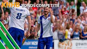 Speelronde 4 - Poule A - 3e Klasse KNHB Bonds Competitie
