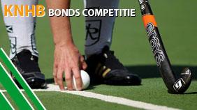 Speelronde 20 - Poule E - 3e Klasse KNHB Bonds Competitie