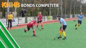 Standen 2e seizoenshelft - Poule E - 3e Klasse KNHB Bonds Competitie
