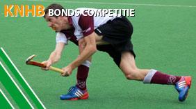 Speelronde 3 - Poule B - 3e Klasse KNHB Bonds Competitie