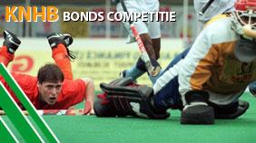 Speelronde 2 - Poule D - 3e Klasse KNHB Bonds Competitie