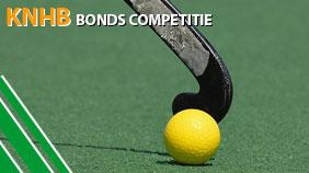 Speelronde 21 - Poule E - 3e Klasse KNHB Bonds Competitie