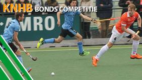 Speelronde 6 - Poule A - 3e Klasse KNHB Bonds Competitie