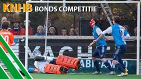 Speelronde 3 - Poule D - 3e Klasse KNHB Bonds Competitie