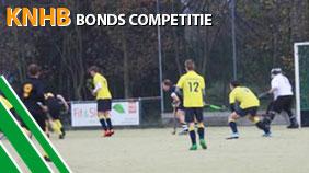 Speelronde 4 - Poule C - 3e Klasse KNHB Bonds Competitie
