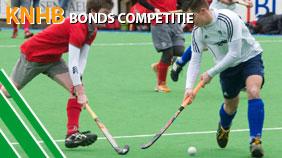 Speelronde 10 juni - Poule F - 3e Klasse KNHB Bonds Competitie