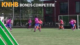 Speelronde 5 - Poule B - 3e Klasse KNHB Bonds Competitie
