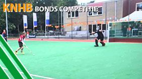 Speelronde 1 - Poule A - 3e Klasse KNHB Bonds Competitie