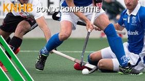 3e Klasse E 2de speelronde - Poule E - 3e Klasse KNHB Bonds Competitie
